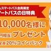 10/2 Music Store 1曲 auスマートパスの日クーポン