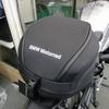 コンパクトな汎用シートバッグ