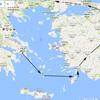 エーゲ海周遊 (ギリシャ→トルコ)  ①:まえがき
