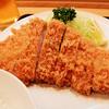 とんかつの老舗 銀座梅林さんのロースカツ定食