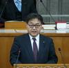 福島第二原発廃炉など県政の重要課題を質問、吉田栄作県議の代表質問