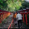 貴船神社と鉄道博物館に行ってきた(京都)