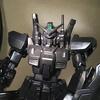 【黒いガンダム】ガンダムマーク2(再生材使用キット)