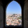 【リスボン】砦でいただくビールの美味しいこと!展望台めぐり(5)〜Castelo de São Jorge