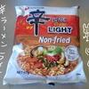 辛ラーメンのライトの味の感想【韓国のインスタント麺】