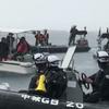 機動隊も海猿も防衛局員も怖いです。圧倒的な物量で沖縄を沈めようとしている気がします。