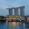 【おすすめ格付けつき、シンガポール旅行記】1日目 オーチャード通りからマリーナベイ・サンズ レーバーデーで人、人、人