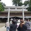 20数年ぶりに再訪した『鹿島神宮』