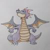 竜王(ポケモン風) Dragonlord, Pokemon style.