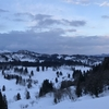 雪つもる冬の「星峠の棚田」に行ってきた!