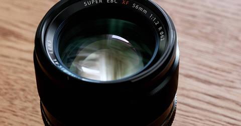 ポートレート向けレンズ『XF56mmF1.2 R』で人物じゃなくスナップ用途に撮る