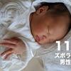 【1w4d】ズボラ夫の男性育児奮闘記-出生届提出&赤ちゃんカゼかな?-(day11/222)