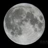 二度目の満月(月齢15.166)
