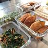 【和料理レシピ】ほうれん草と桜海老お浸し・オクラのお浸し・カボチャの肉巻き・新玉ねぎの甘酢漬け
