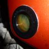 GT50(375) 2号機  オイルタンク点検窓からオイル漏れ
