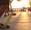 年々幸福度が上がるスケートボード