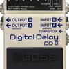 ボスが新たなディレイペダルを2機種発表!「BOSS DD-8 Digital Delay」と「DD-3T Digital Delay」!