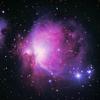 今季初の オリオン大星雲 by MT160 on TS90