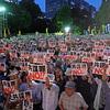 5・31共謀罪法案の廃案を求める市民の集い
