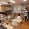 やまびこ:音楽、学習、大掃除の準備