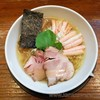 【金沢 ラーメン】「北陸蟹の塩味」自然派らーめん 神楽 (かぐら)