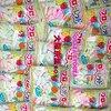 【美味しいもの】昭和のお菓子、「フローレット」。カリッと歯ざわり、シュワシュワっとお口の中で溶けるおいしさ。