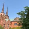 ロスキレ大聖堂へのアクセス コペンハーゲンカードを使って行ける世界遺産