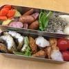 お肉とお魚と弁当