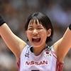 【古賀紗理那】「次世代のエース」がVリーグのMVPを獲得!