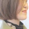 本日のヘアモデル