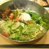 肉みそとサラダのピリ辛冷やしタンタン麺(外食)