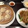 東京ミッドタウンでひとりランチ『千里馬 南翔小籠』で小籠包と上海焼きそばを食べる。