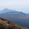 中学同窓会の後半に知り合いと登山 大浪池と韓国岳