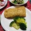 ブロッコリーチーズ焼き 2