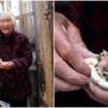 100歳以上のママが78歳の息子に作ってくれる餃子。