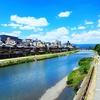 京都ぶらり 鴨川納涼床