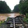 【台風】JR北海道が悲惨な状態に...。JR根室線で橋2本流される。JR北海道の合計265本が運休。
