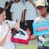 フィリピンの小学校に子ども靴を寄贈しました!