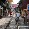 【ベトナム】ハノイ|悲報…大人気観光地の一つハノイのトレインストリートに入れない!?