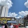 KLのチャイナタウンとセントラルマーケット