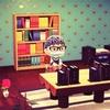 「あつ森」の書斎・他