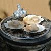 天ぷら油濾し器と炭料理のすすめ