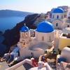 【私が出会った絶景】〜あのCDジャケットを求めて〜ギリシャ・サントリーニ島