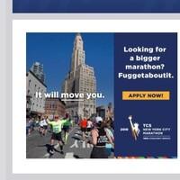 ニューヨークシティマラソン2019エントリー方法(2019年2月14日まで)