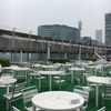 横浜SOGO屋上ビアガーデンでまったり飲みませんか?