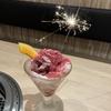 浜松市 焼肉と寿司食べ放題のカルビッシュ!肉パフェのインパクトが凄い!