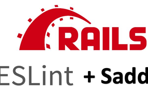 Rails環境にESlintとSaddlerでassets/javascriptsを自動でチェックさせる仕組みを作った話