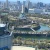 気晴らしにランチがてら大阪城公園の散策してきました