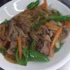幸運な病のレシピ( 1723 )朝 :さば味噌煮、シシャモ、鮭、イワシ、牛肉と野菜のテリ炒め、味噌汁(桂むきの練習)、マユのご飯