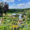 【The GALLIPOT INN】プーさんの森の近くにあったパブのお庭が素敵過ぎました。